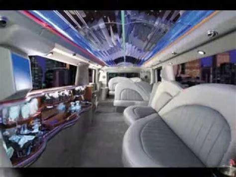 2013 hummer limo interior