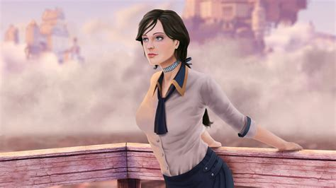 elizabeth bioshock infinite wallpapers hd wallpapers