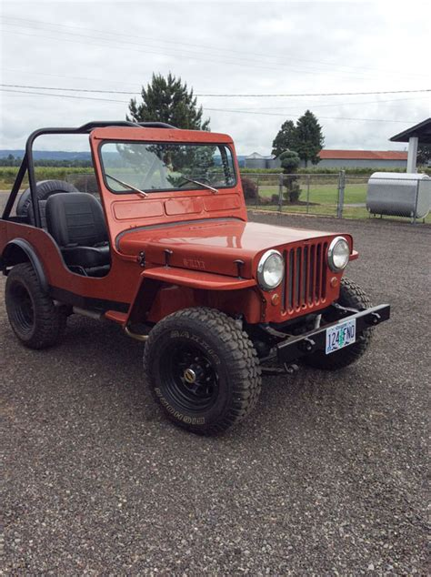 kaiser willys jeep kaiser willys jeep of the week 280 kaiser willys jeep