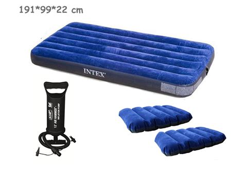 Air Mattress Water by Aliexpress Buy Intex 99 191 22cm Single Plus Size