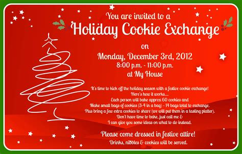 santa lady white elephant poem how to plan a modern cookie exchange