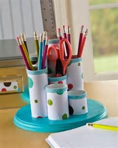 Toilet Paper Roll Desk Organizer by Pin By Mod Podge Rocks On Crafty Stuff I Like
