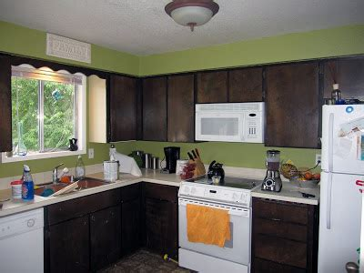 Olive Green Kitchen Walls by Of Smiles Random Play