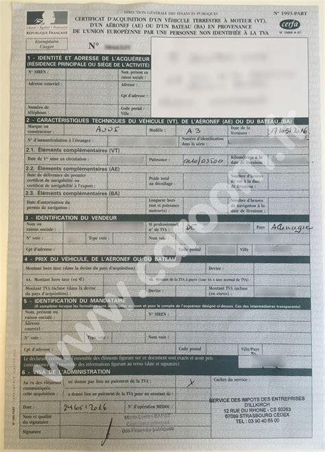 certificat de cession vierge certificat de cession de