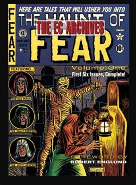 the ec archives the haunt of fear volume 5 the ec archives the haunt of fear vol 1 by al feldstein