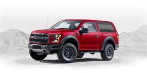 2020 ford bronco designed by fan graphic artist creates