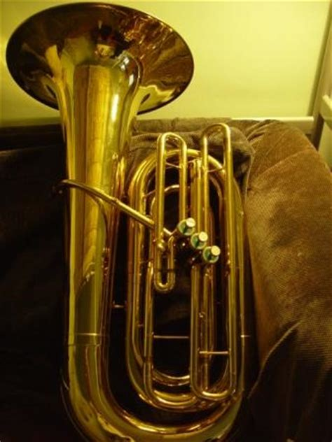Home Plans For Sale picture of tuba like new conn 12j tuba