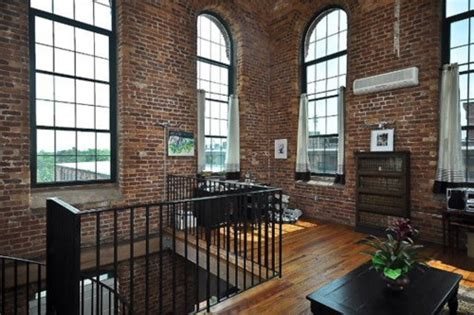 brick loft brick walls apartments i like blog