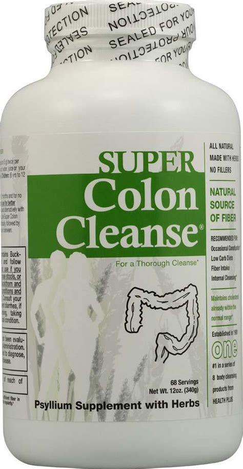 Nature S Detox Reviews by Health Plus Colon Cleanse Review Consumer Review