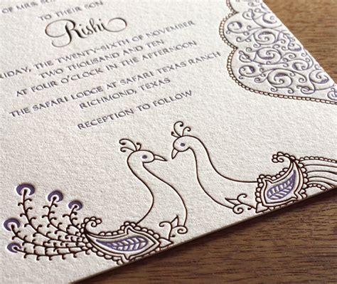indian wedding invitation design free invitation highlight indian wedding card designs letterpress wedding invitation