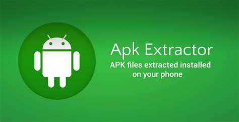 what does apk apk extractor apk file free