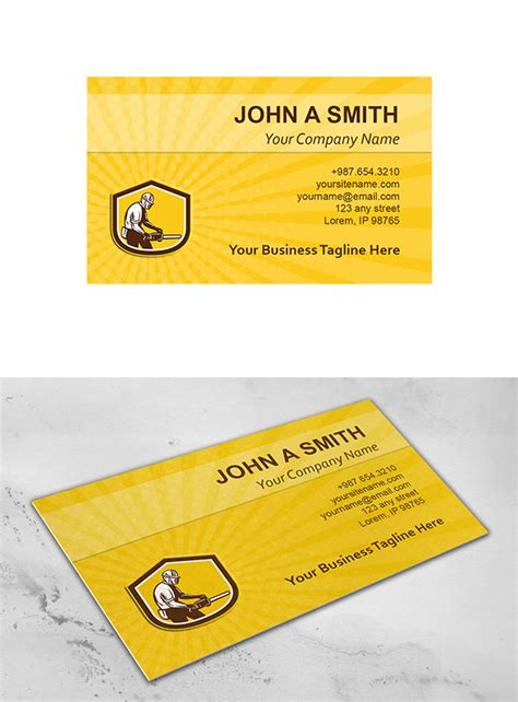 o card template business card template lumberjack o business card