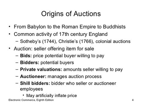 solved shill bidding activity with email and auction scr 9781423903055 ppt ch06