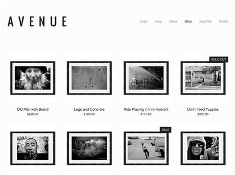 thinking of setting up an online print store squarespace