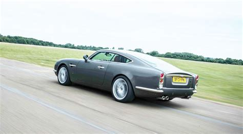 David Brown Speedback GT (2014) review by CAR Magazine
