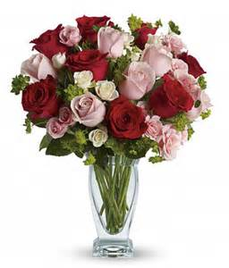 Fruit Baskets Delivered Cupid S Valentine S Red Rose Bouquet At From You Flowers