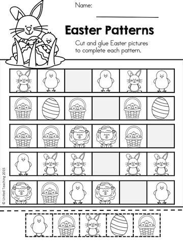 easter pattern activities 17 best images about arbeitsbl 228 tter on pinterest petra
