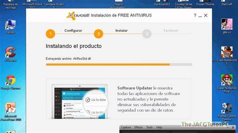 descargar antivirus como descargar e instalar avast free antivirus 2015