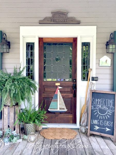 summer front porch cottage in the oaks 52 best images about porch love on pinterest