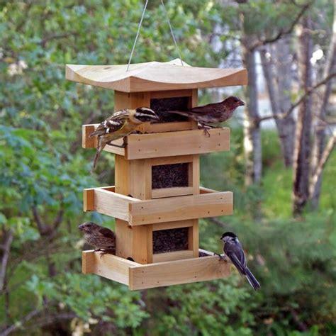 Cool Bird Feeders 25 Best Ideas About Wooden Bird Feeders On