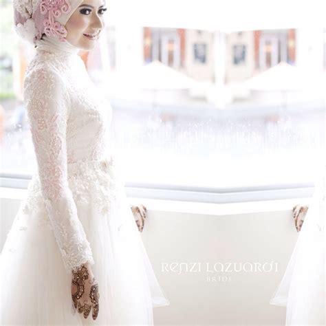 Baju Qonita Gholib tren model baju pengantin 2016