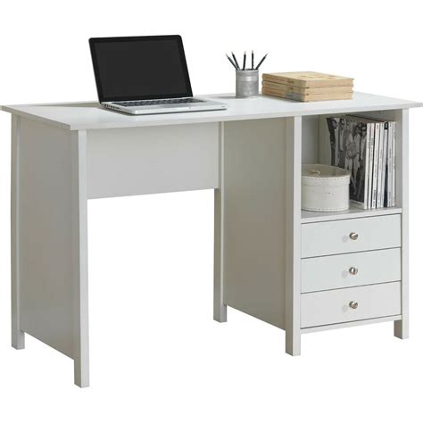 White Desk For by New Home Office Computer Writing Desk With Drawer Storage
