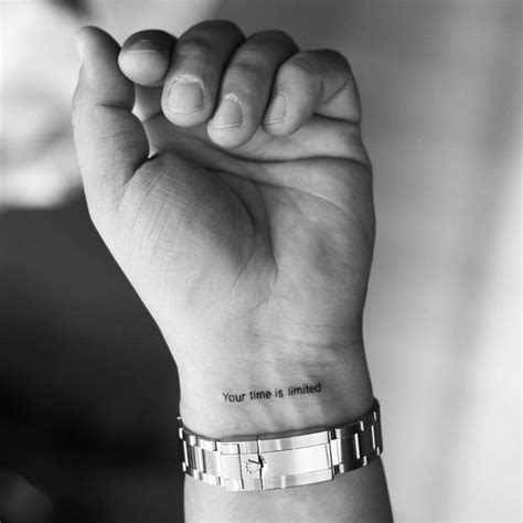 best 25 inner wrist tattoos ideas on pinterest