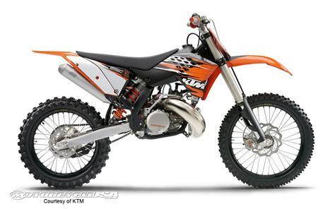 2010 Ktm 250sx 2010 Ktm 250 Sx Motorcycle Usa
