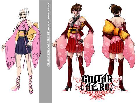 Geese Kimono guitar asia kimono design by xanseviera on deviantart