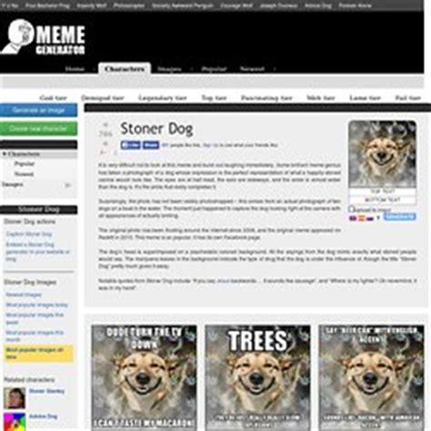 Stoner Dog Meme Generator - memes joyisouraim pearltrees