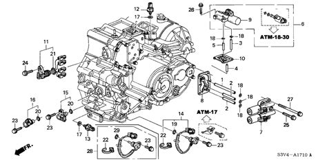 acura parts diagram 28610 003 genuine acura switch assy at