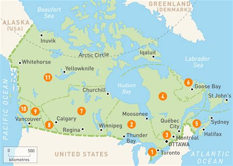map pf canada canada map threeblindants