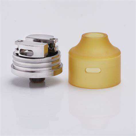 Wasp Nano Rda By Oumier authentic oumier wasp nano mini rda silver 22mm rebuildable atomizer