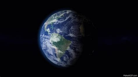 rotating earth wallpaper gif atmosphere gif find share on giphy
