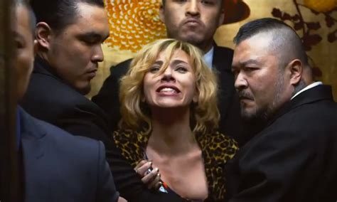 lucy movie heroine photos watch the first trailer for luc besson s lucy highsnobiety