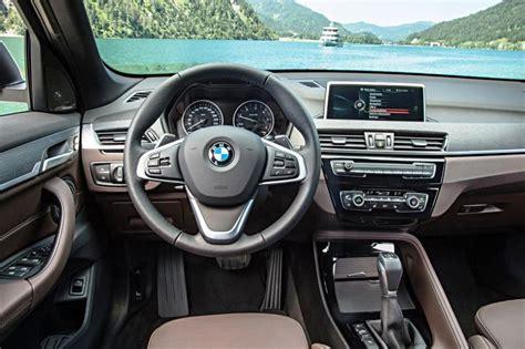 bmw   interior features  suv update