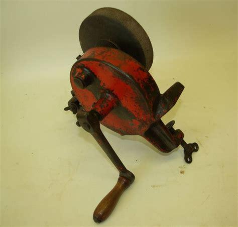 vintage bench grinder for sale 1000 images about old hand crank bench grinders on