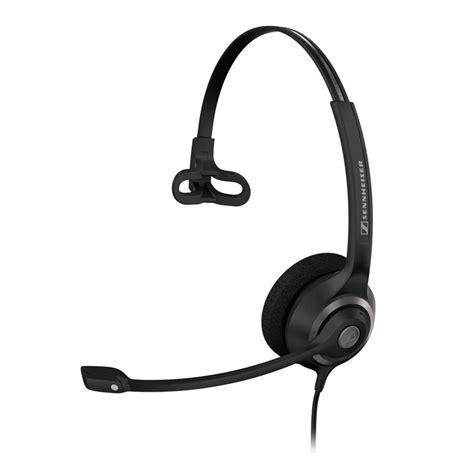 Headset Telepon sennheiser sc 230 corded monaural telephone headset