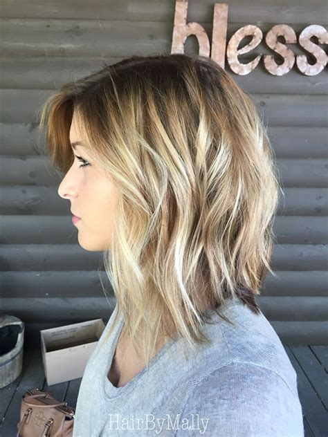 ombre inverted bob the 25 best choppy bob hairstyles ideas on pinterest