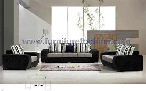 Modern Fabric Sofa Set Sectional Leisure Stylish Modern Sofa Collection
