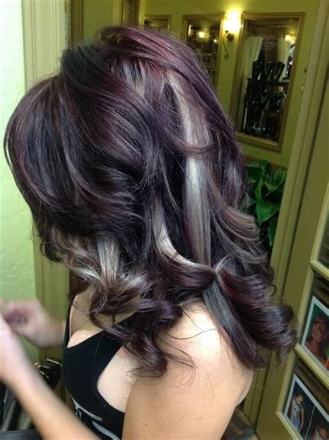 buy lowlights for grey hair buy lowlights for grey hair 1000 ideas about white hair