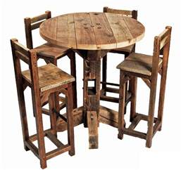 gallery for gt round bar table with stools