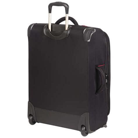delsey cabin luggage delsey fiber lite 50cm expandable cabin trolley black