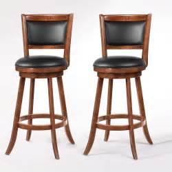 Swivel Bar Stool With Back Coaster Furniture 101920 Swivel Bar Stool With Upholstered Back Set Of 2 Ebay