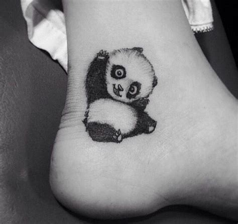 cute panda tattoo designs best 25 small animal tattoos ideas on small