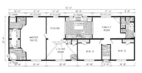 manufactured home floor plans home design interior exterior decorating remodelling