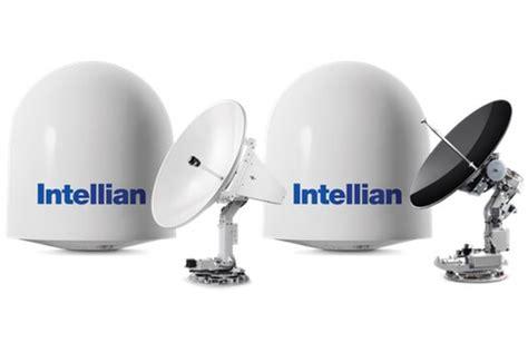 intellian tw marine satellite tv antenna aquamare