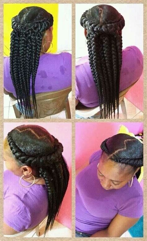 virgin hair syles from ghana 35 best crochet braids straight blowout images on