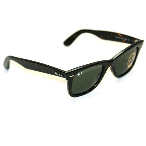 Ban Wayfarer ban ban wayfarer sunglasses brown rb 2140 902 50 22 3n ban rb 2140 902 50 22 3n