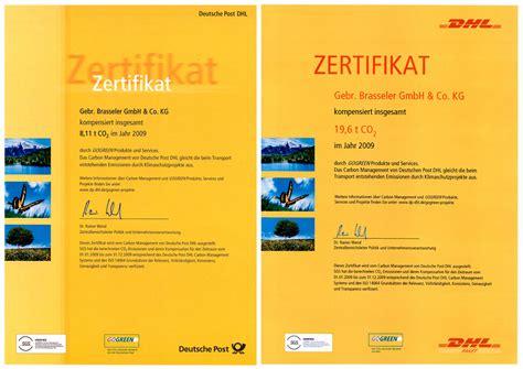 deutsche bank co2 zertifikate unternehmen